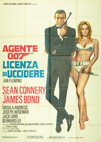 James Bond 007 contre Dr No